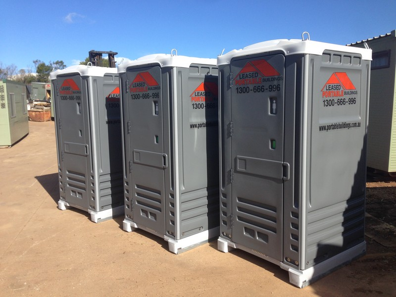 Leased Portable Buildings NSW | Site Toilets & Ablution Blocks
